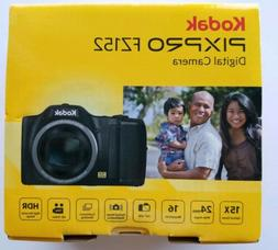 BRAND NEW Kodak PIXPRO FZ152 CCD Compact Digital Camera - Bl