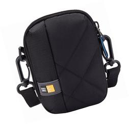Case Logic Camera Case CPL-102  Black with Crossbody and Han