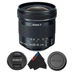 Canon EF-S 10-18mm f/4.5-5.6 IS STM Lens For Canon DSLR Came
