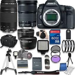 Canon EOS 5D Mark III DSLR Camera with Canon EF 24-105mm f/3