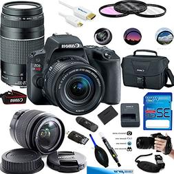 Canon EOS Rebel SL2 Kit with EF-S 18-55mm f/4-5.6 IS STM Len