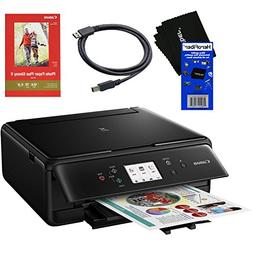 Canon PIXMA TS6020 Wireless All-in-One Compact Inkjet Printe