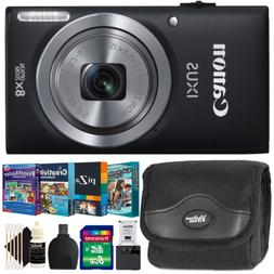 Canon PowerShot IXUS 185 / Elph 180 20MP Ultra Slim Camera B