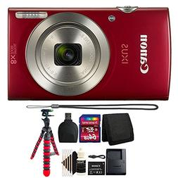 Canon PowerShot IXUS 185 / Elph 180 20MP Full HD Video Compa