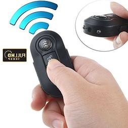 Car Key with 1080P HD Camera - Keychain Camera Hidden Record