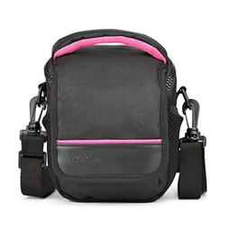 CAISON Camera Case Shoulder Bag For Compact System Mirrorles