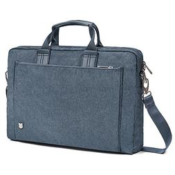 Evecase City 15-15.6 inch Laptop Briefcase Messenger Bag, Pr