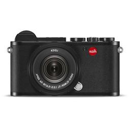 Leica CL Mirrorless Black Camera Vario Kit with TL 18-56mm