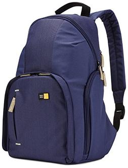 Case Logic Compact Backpack Bags, Indigo