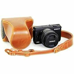 Mercs Compact Camera case for Canon EOS M10 mirrorless singl