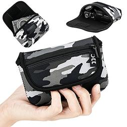 "JJC 4.4""x2.6""x1.5"" Compact Camera Case Pouch for Sony RX100"