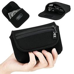 JJC Compact Camera Case Pouch for Sony RX100 VI V IV III II