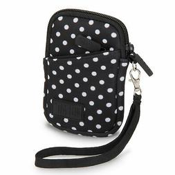 Compact Digital Camera Carrying Case with Neoprene , Belt Lo
