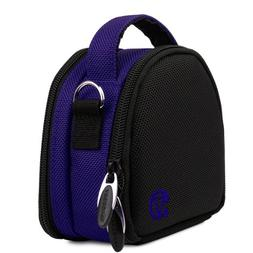 VanGoddy Compact Mini Laurel Navy Blue Camera Pouch for Cano
