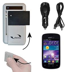 Gomadic Compact Multi External Battery Charge System designe
