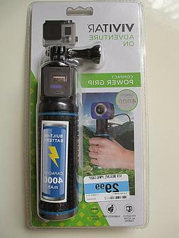 VIVITAR Compact Power Grip Mount hand holder hendheld shooti
