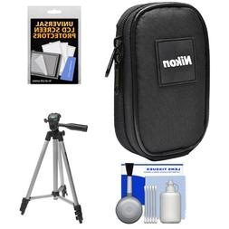Nikon Coolpix Nylon Digital Camera Carrying Case with Tripod
