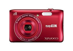 Nikon COOLPIX S3700 Compact Digital Camera  - International