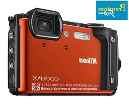 Nikon CoolPix W300 Compact Camera Waterproof 16MP 4K Japan D
