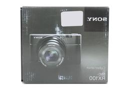 Sony Cyber-Shot  20.2MP Compact Digital Camera NEW