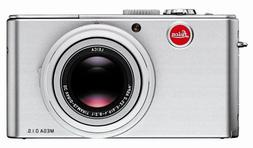 Leica D-LUX 3 10MP Digital Camera with 4x Wide Angle Optical