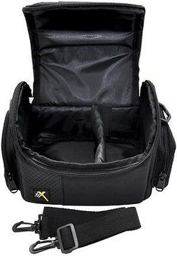 Pro Deluxe Camera Case Compact Carrying Bag For Nikon 1 J5 A