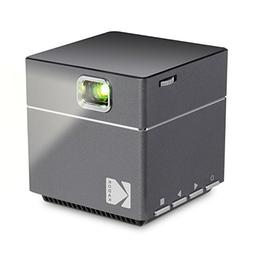 Kodak DLP Cube Mini Portable Projector with 1080p Pico LED H