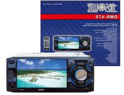Absolute DMR-475 4.8-Inch DVD/MP3/CD Multimedia Player