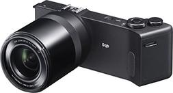 Sigma dp0 Quattro Digital Camera with 14mm f/4.0 Lens