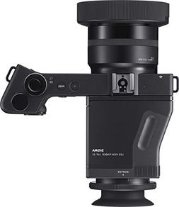 Sigma DP1 Quattro Compact Digital Camera and LCD View Finder