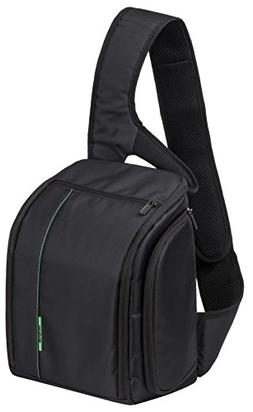 Rivacase 7470 DSLR Photo Sling Backpack Compact, Adjustable,