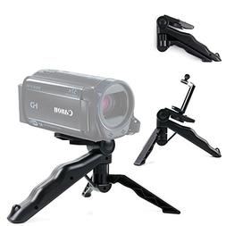 DURAGADGET Durable Black Multi-Functional Mini Camcorder Tri
