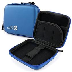 DURAGADGET Durable Water Resistant Camera Case With Soft Lin
