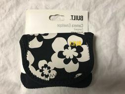 BUILT E-CE20-SBM Neoprene Compact Camera Envelope, Summer Bl
