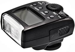 Opteka IF-500N TTL Dedicated Compact Flash with LCD Display