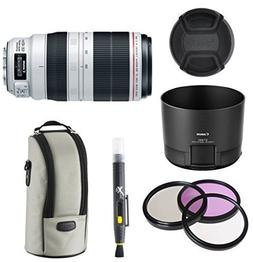Canon EF 100-400mm f/4.5-5.6L IS II USM Lens for Canon SLR C