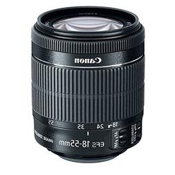 Canon 8114B002 EF-S 18-55mm is STM
