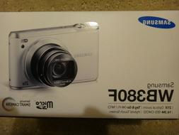Samsung Electronics Smart Camera EC WB380FBPEUS 16.3 MP with