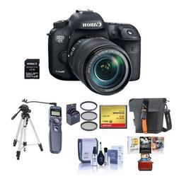 Canon EOS 7D Mark II DSLR Camera with EF-S 18-135mm is USM L