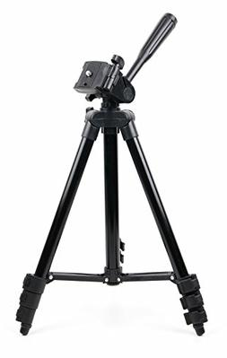 DURAGADGET 1M Extendable Portable Aluminium Tripod with Scre