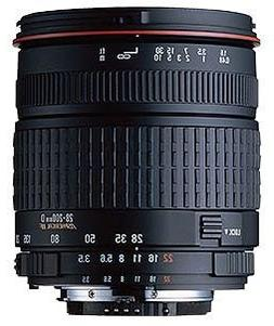 Sigma 28-200 f/3.5-5.6 Compact Hyper Zoom Aspherical Lens fo