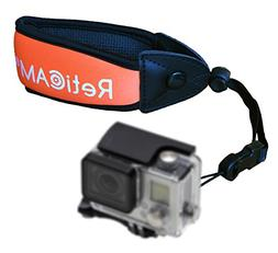 RetiCAM® Floating Wrist Strap for GoPro and Waterproof Came