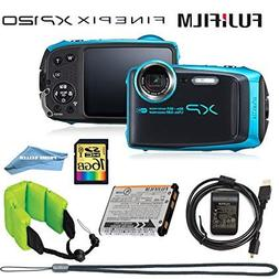 Fujifilm FinePix XP120 Compact Rugged Waterproof Digital Cam