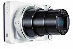 Samsung Galaxy Camera EK-GC110 White 21x Zoom 16.3 MP