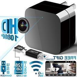 Phreilend Hidden Camera - Spy Camera - WiFi Camera HD 1080P