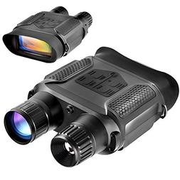Infrared Binoculars Night Vision, Bestguarder 7x31 Waterproo