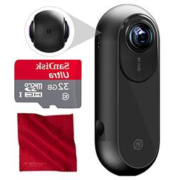 Insta360 ONE Action Camera for iOS with Professional 32 GB M
