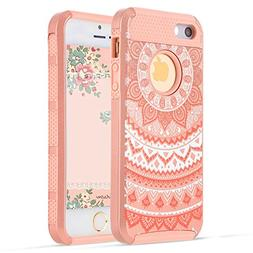 iPhone 6S Case , iPhone 6 Case , Alkax Dual Layer Heavy Duty