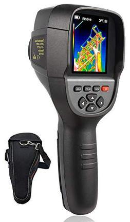 220 x 160 IR Resolution Infrared Thermal Imager, Handheld 35