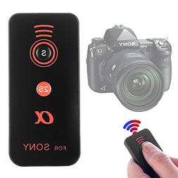 IR Wireless Remote Control Release Compatible with Sony Alph